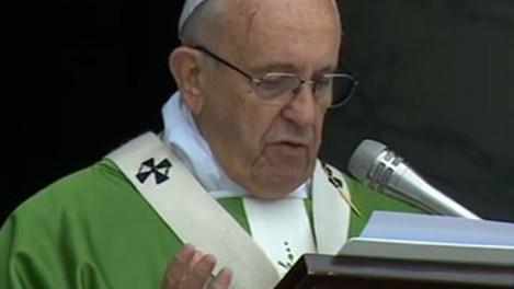 Catequese do Papa: a luz da misericórdia