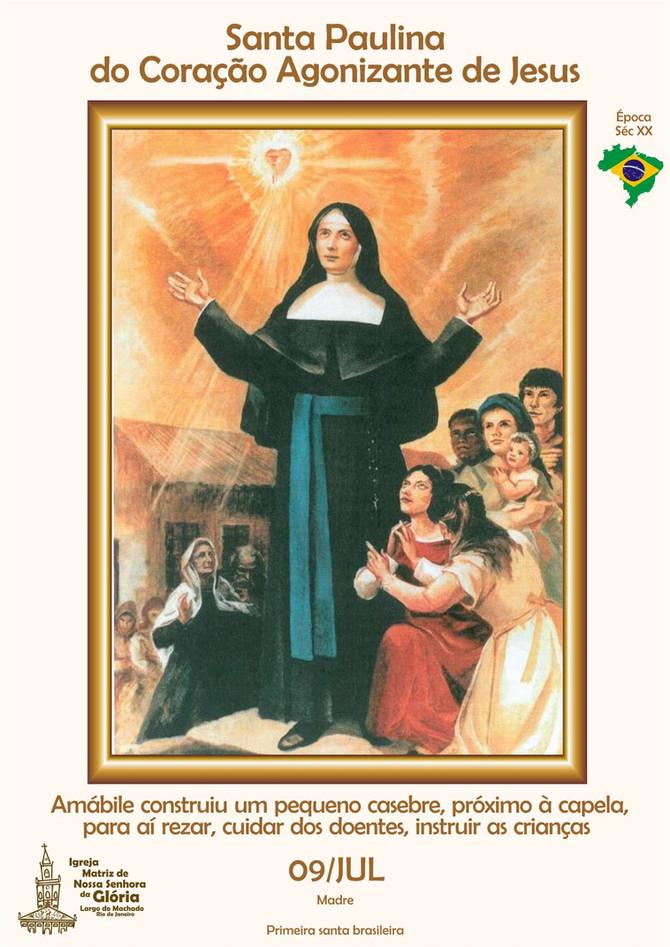 Santa Paulina do Coração Agonizante de Jesus