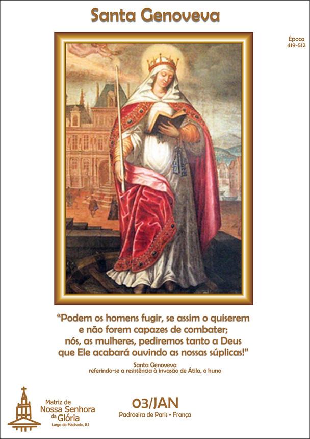 Santa Genoveva