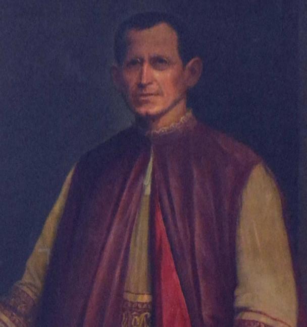 Monsenhor Mariano Antonio de Velasco Molina
