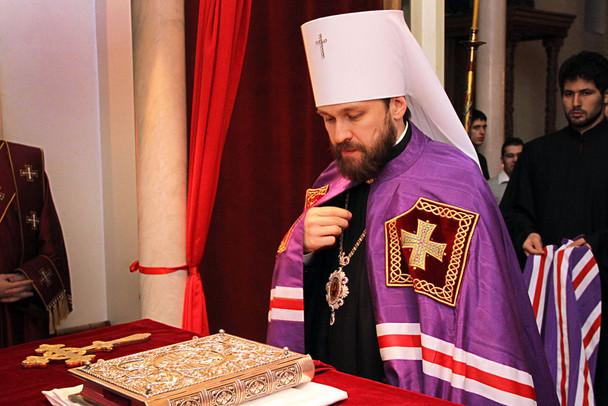 """Arcebispo Ortodoxo Russo diz que política de gênero da Europa Ocidental é uma """"enorme tragédia"""""""