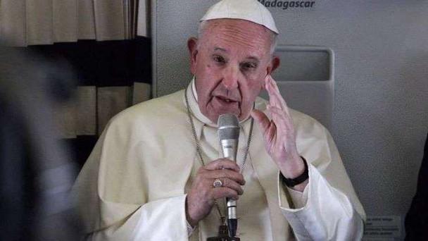 Papa Francisco disse isso sobre a Amazônia ao voltar da África