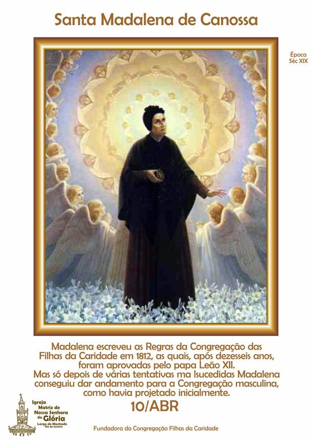 Santa Madalena de Canossa
