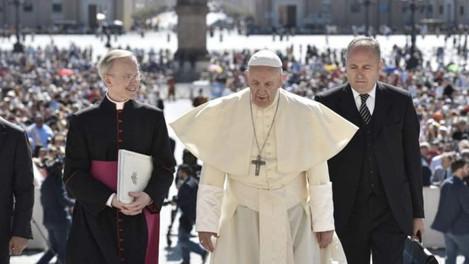 Papa Francisco: Para obedecer a Deus primeiro deve ser grato.