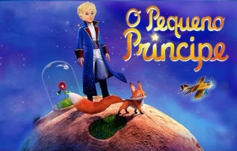 Um Audiobook do Pequeno Príncipe