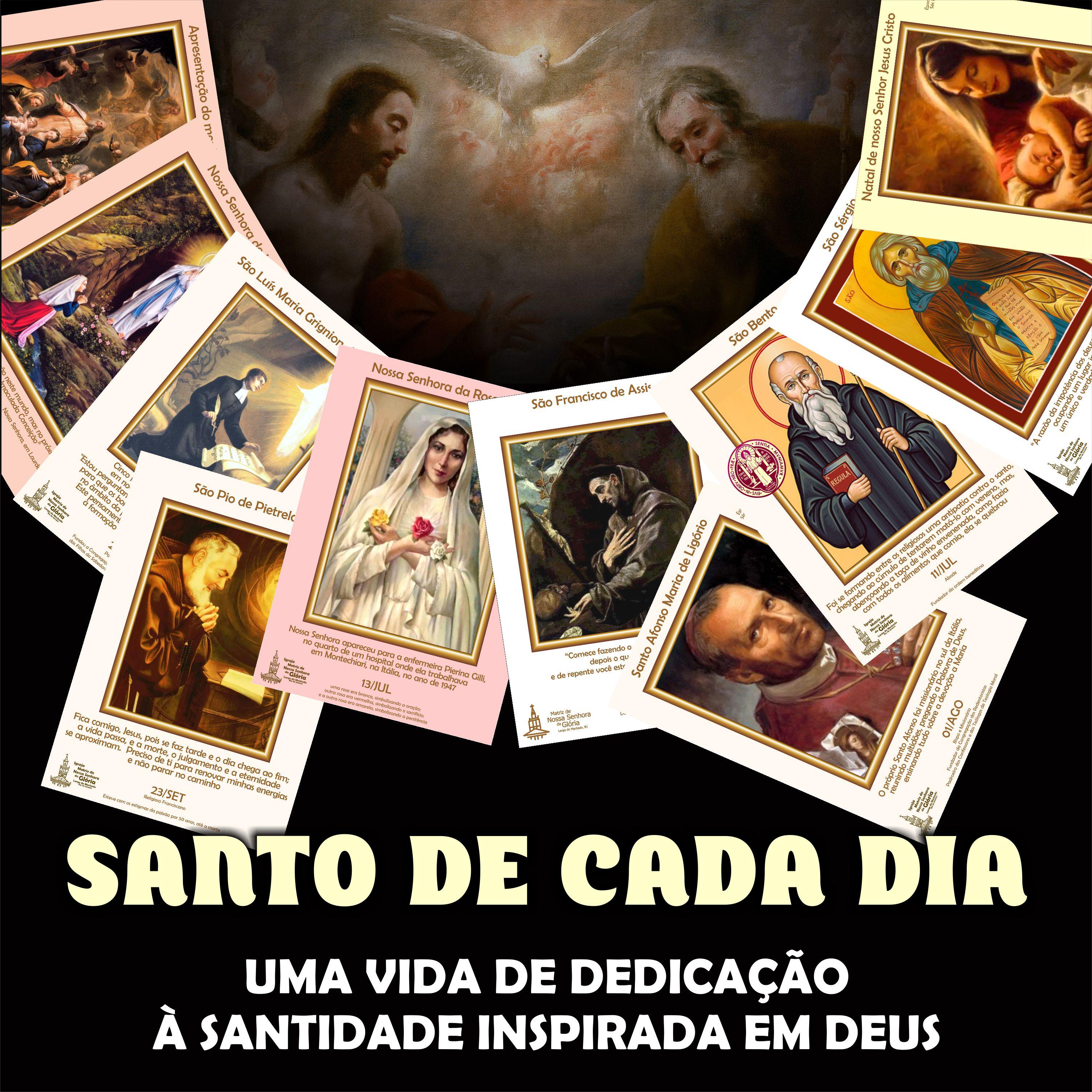 SANTO DE CADA DIA