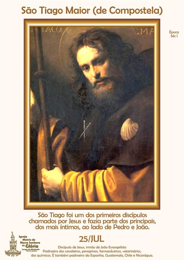 São Tiago Maior (de Compostela)