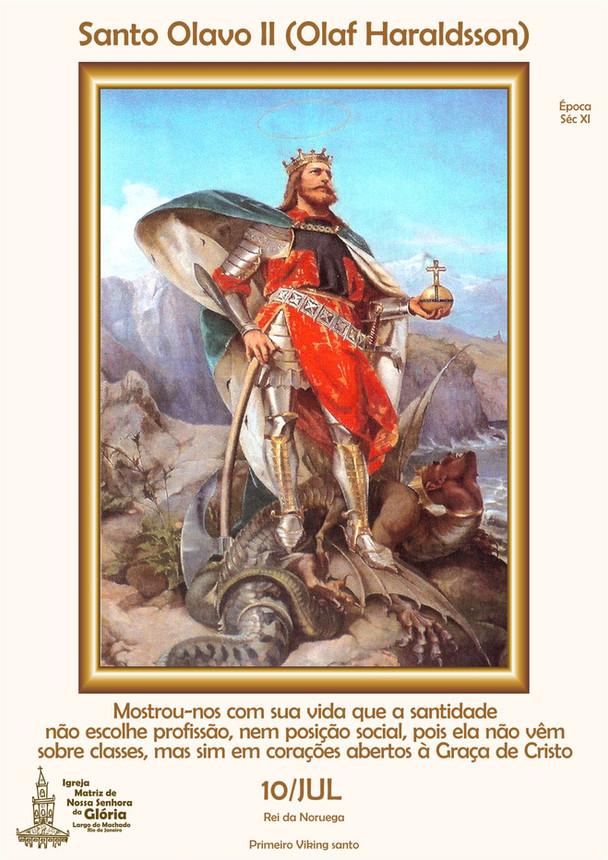 Santo Olavo II