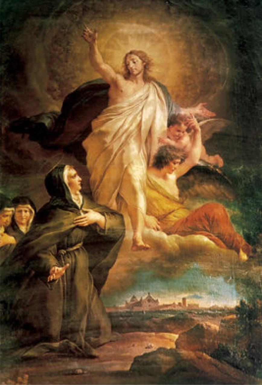 Santa Angela Foligno 2