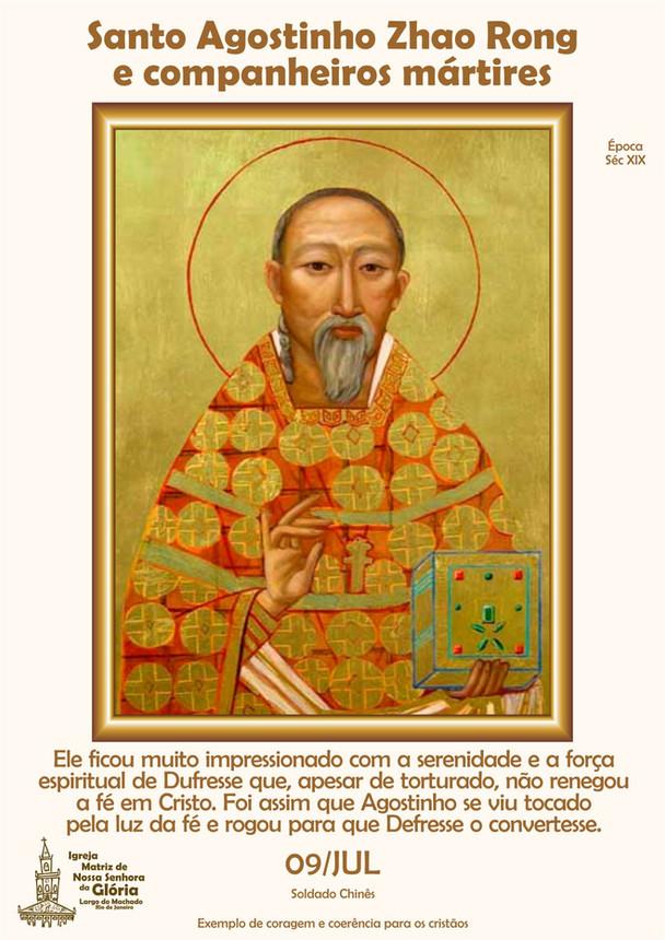 Santo Agostinho Zhao Rong e companheiros mártires