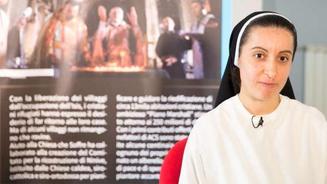 Religiosa no Iraque: Rezamos pelos terroristas e isso nos ajuda a perdoar
