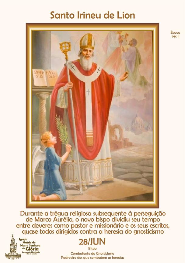 Santo Irineu de Lion