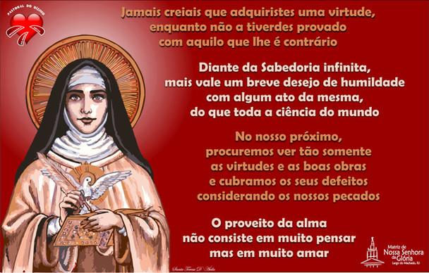 Santa Teresa D´Ávila