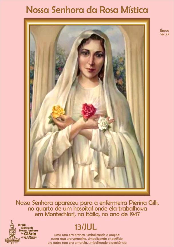Nossa Senhora da Rosa Mística