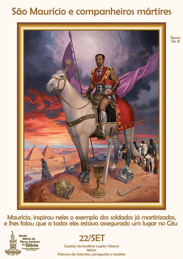 São Maurício de Tebas e companheiros mártires