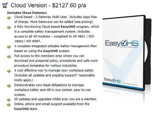 EasyOHS_Cloud