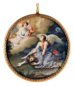 Medalhão da Subida ao Céu