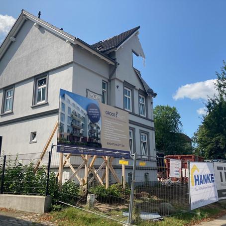 Baubeginn bei GROOT & LÜTT