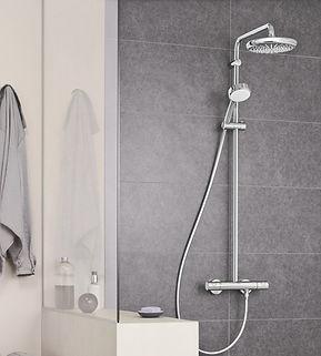 Hochwertige Ausstattung in den modernen Badezimmern