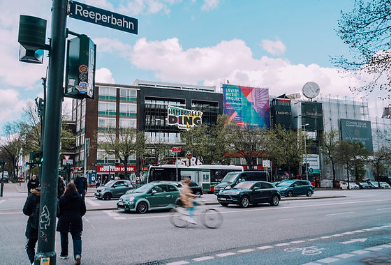 Corporate Events im Hamburger Ding auf St. Pauli