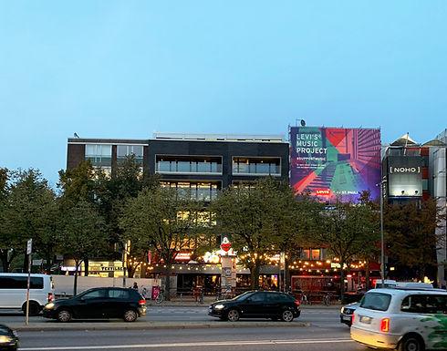 Wie ein Hamburger Unternehmen die City verändern will