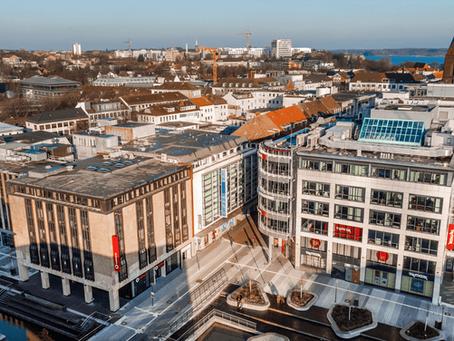 Verödung der Innenstädte: Das Kieler Ding als neuer Akzent