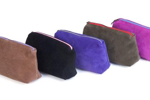 Owen Barry Tigres Make Up/ Toiletries Bag