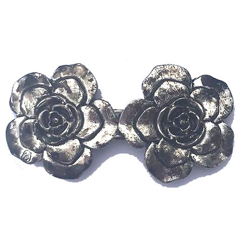 ClassiClip Brooch​​ Rose