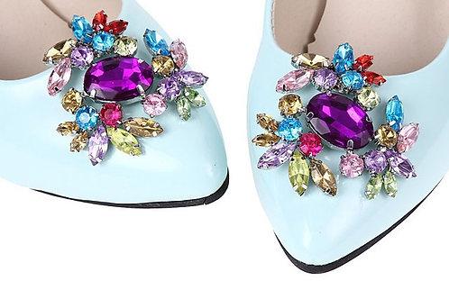 Livy Shoe Clips