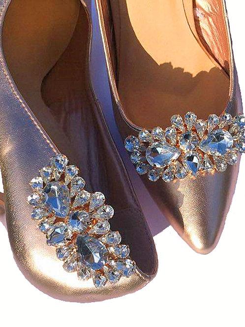 Elisabeth Shoe Clips