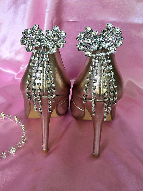 Princess Bo Shoe Clips