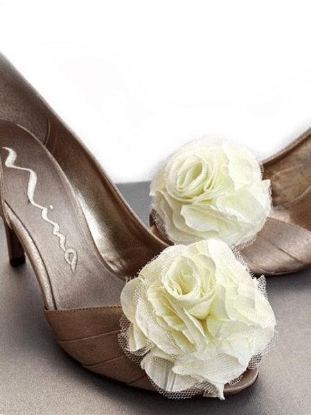 Zinnia Shoe Clips