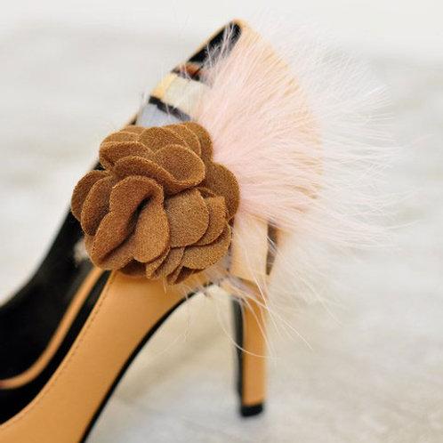Coco Bouque Shoe Clips