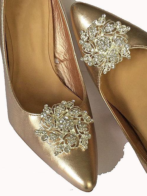 Charlotte Shoe Clips