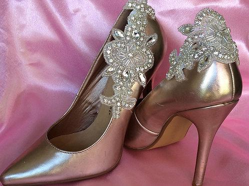 Fleur Shoe Clips