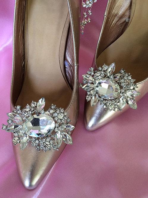 Paloma Shoe Clips