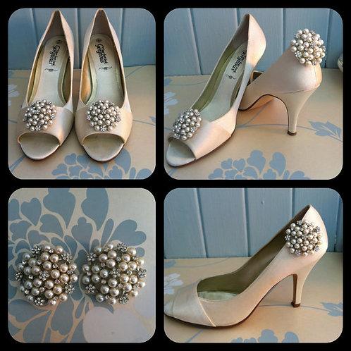 Pelegrina Shoe Clips