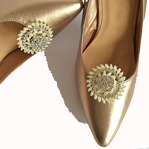 Catherine Shoe Clips