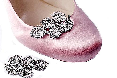 Flora Shoe Clips