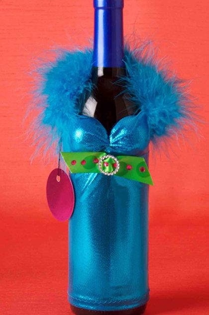 Bottle Babes - various designs