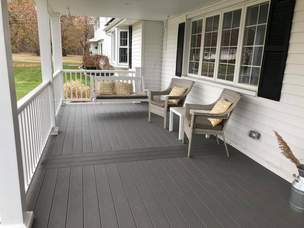 North Haven Porch (After)