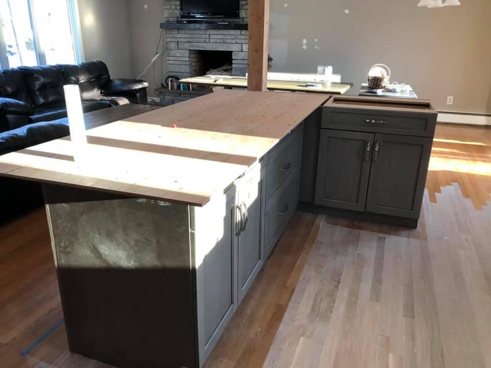 Trumbull Kitchen (In Progress)