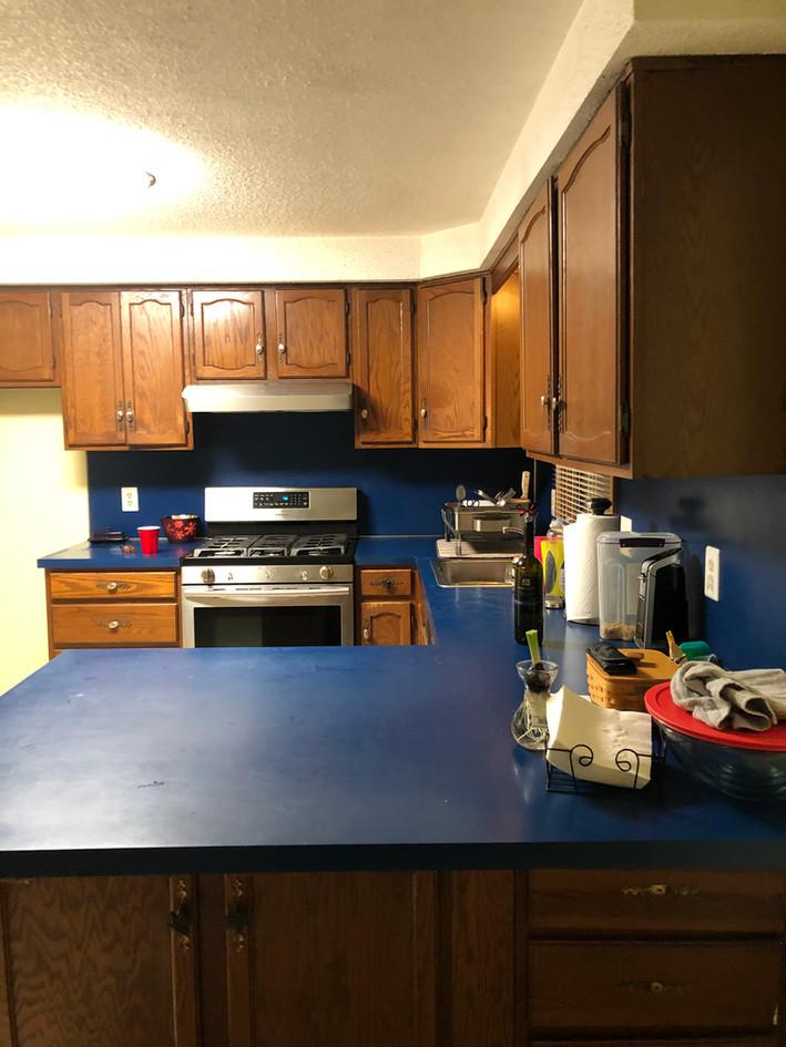 No. Haven Kitchen (Before)