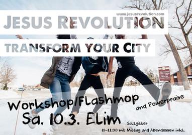 10.03.2018 Jesus Revolution