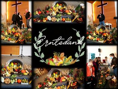 Unser Ernte- DANK Gottesdienst