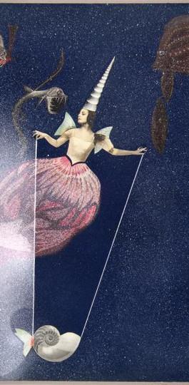 Joseph Cornell, Celestial Fantasy with T