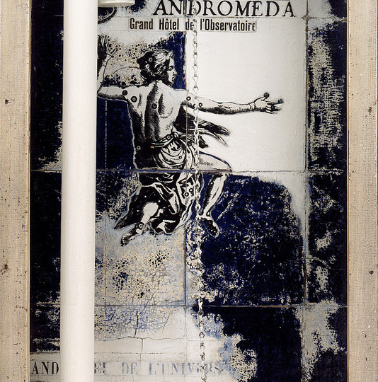 Joseph Cornell, Andromeda_ Grand Hôtel