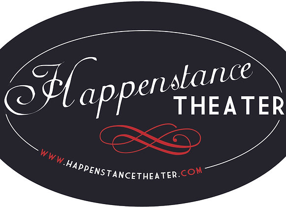 Happenstance Sticker