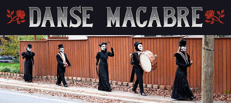 danse macabre photo by Kevin Hollenbeck