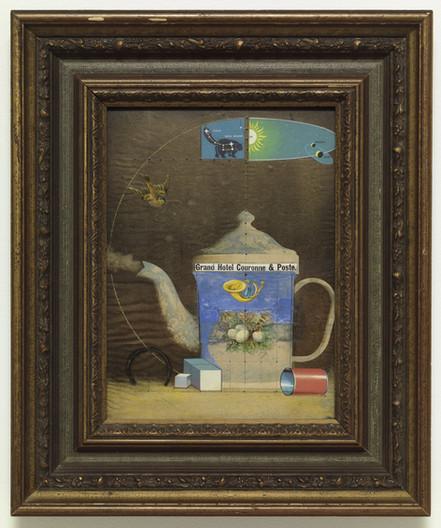 Joesph Cornell Untitled (Teapot_Grand Ho